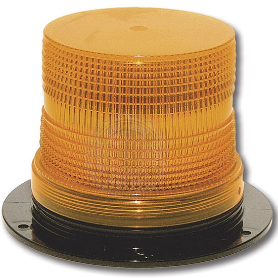 Amber 360 Degree LED Beacon 10-110v 203MVL-110A