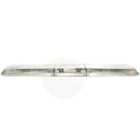 Amber 48 inch LED Lightbars. 2464LED-AA-C