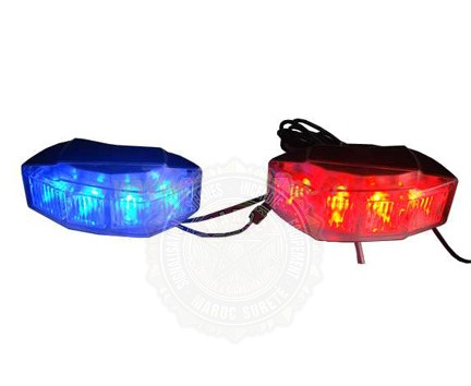 AML03E-8002H Motorcycle Front Warning Light AML03E-8002H