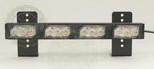 UltraLITE Exterior LED Directional/Warning Bar 4 EL3D04A00