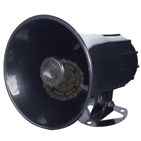 Electronic siren 200W SIR980-200W